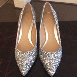 Badgley Mischka Jewel shoes